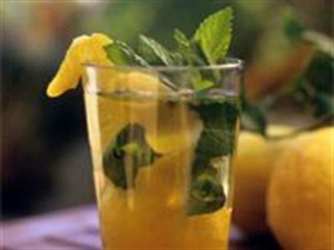 Kışa nane limonla hazırlanın